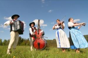 Zespół Wisła folklor zespół regionalny